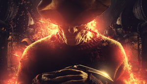 Freddy Krueger by ramaru9