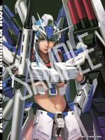 MOBILE SUIT GIRL PROJECT 2 by ChinAnime
