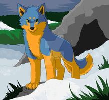 Wolves of the North Pole by Toby-Wolfkat