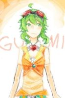 GUMI (iPod) by IDK-kun