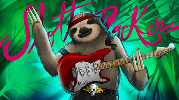 Sloth Rocker by DonMocko