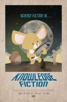 Science fiction is Knowledge fiction by spudart