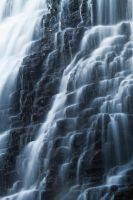 Cascade des roches : Cantal by tiquitiqui