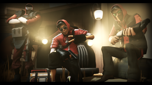 Straight outta Teufort by zimsd619