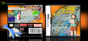 Pokemon Orange Version by AcePokemonTrainer