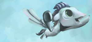Silly Soarin' by JustDayside