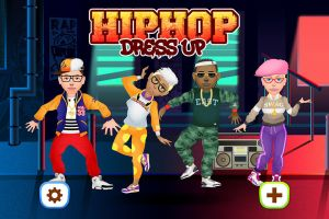 Hip Hop Fashion Stars Dress Up FREE by Peaksel