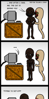 Don't tell jokes to SCP-079 by Anipartom