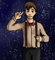 Eleventh Doctor by Thepiedsniper