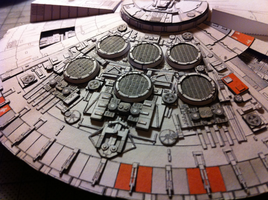 Falcon Wip back plate by Ohnhai