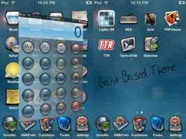 Gant Based Theme by quester