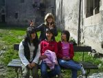 creatures at the castle XD by ayumi9595