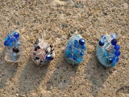 Sea Pendants by Dellessanna