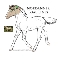 9996 Foal Design by NordannerSanctuary