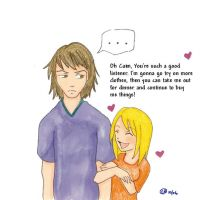 Caim's an Awesome Boyfriend by TikoInchumo