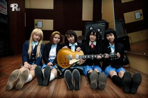 K-ON 1 by ReyNathanael