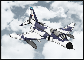 [G] Rogue: Schluter--F-4F ICE Phantom II by TheAngryFishbed