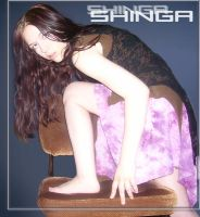 Me as River Tam by shinga