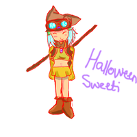 OZ-Halloween Sweeti by sunshine12313