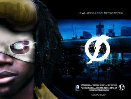 Official Static Shock Fan Film Poster! by YVZ93STATIC