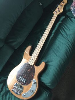 Stagg bass by SonicAmp