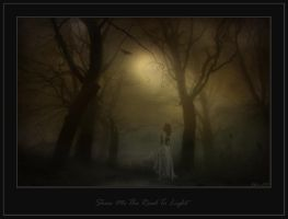 Show Me The Road To Light by MoodyBlue