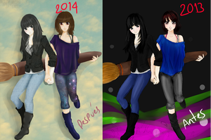 After and before by Paox159