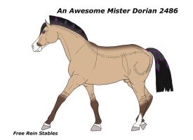 #2486 An Awesome Mister Dorian by ANIMALGIRL1869