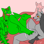 Scepera's Sweet Smell Commish by zp92