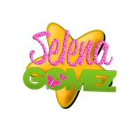 selena gomez texto png by luceroval