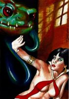 Vampirella Sketch Card 9 by Dr-Horrible