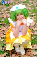 Ranka ~ Macross Frontier  * nurse * by SHIcosplay