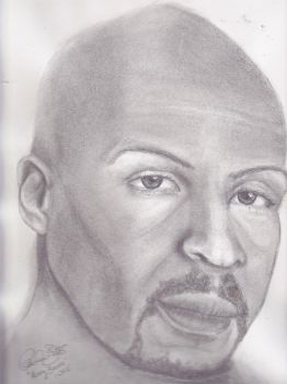 Avery Brooks by ScreamAndSugarArt