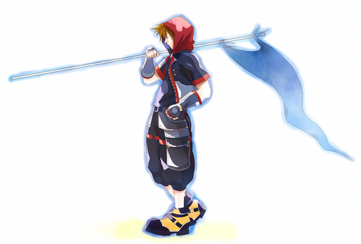 KH3 Hype by p-es