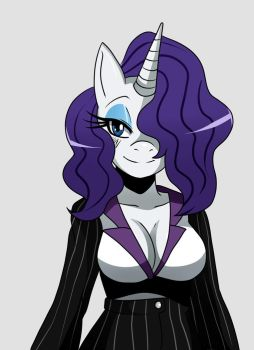 Time Skip MLP: Rarity by ss2sonic