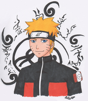 Naruto Copic by Snuckledrops