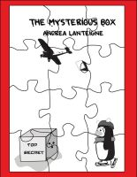 The Mysterious Box- Cover by StrengthHonorLove