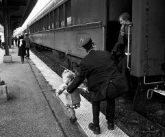 Disembark by Vermontster
