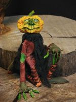Gourd Lord- Zeb, brother to Neb and Blodden Qwick by Boggleboy