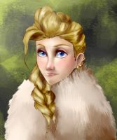 Lagertha by lauralaima
