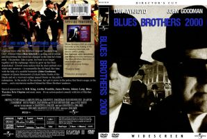 DVD COVERS - Blues Brothers 2 by NewRandombell
