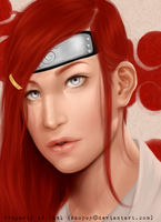 Kushina by NaoPop