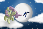 Night Flight by vcm1824