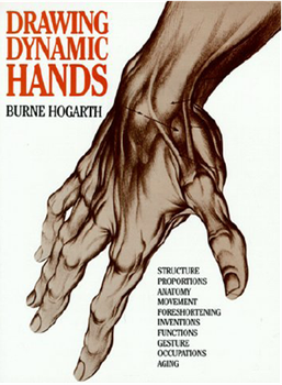 Drawing Dynamic Hands by DiiDo0o