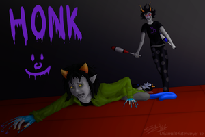 Nepeta's Death by OkamiWhitewings