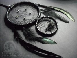 The Pentacle Dream Catcher #3 by TheInnerCat