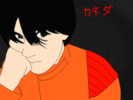 Kaneda-kun by johnnynothing