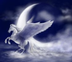pegasus moon by amie689