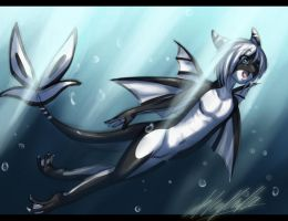 Under the Sea by Tartii