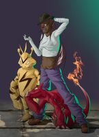 Pokemon Trainer by Deputee